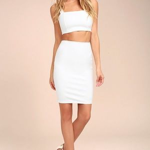 LULUS AFTER MIDNIGHT BODYCON